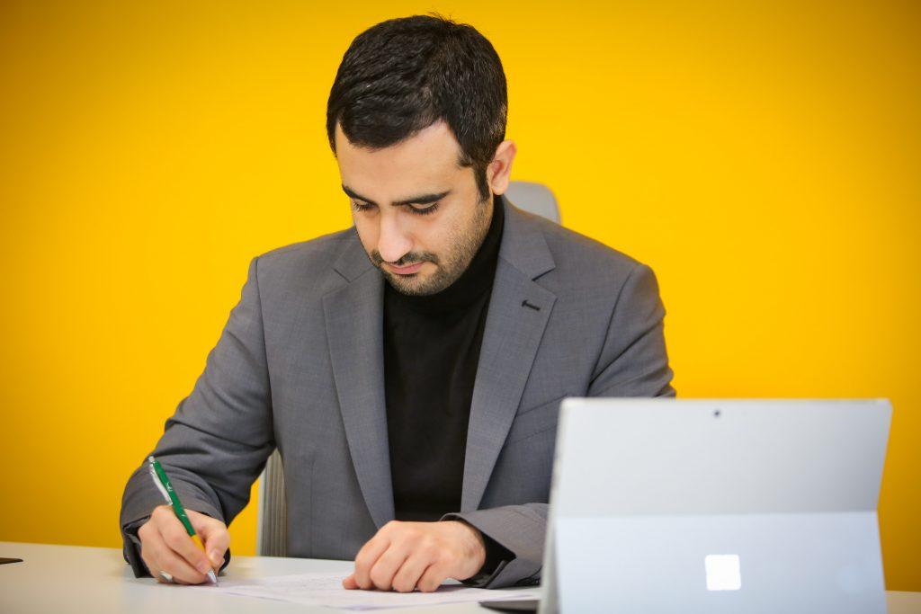 محمد حسین شیخ محمدی